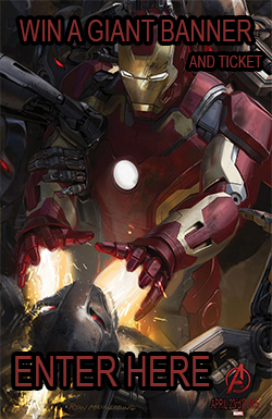 Enter the Avenger Competition