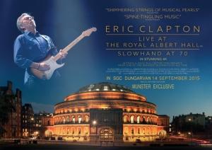 Eric Clapton Mun Ex SGC