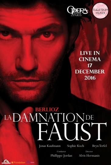 La Damnation de Faust ONP_Email Poster
