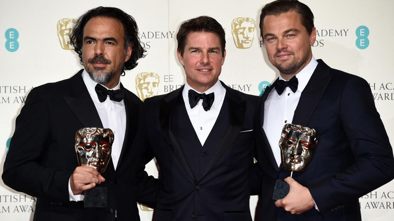 BAFTAs 2016 The Revenant