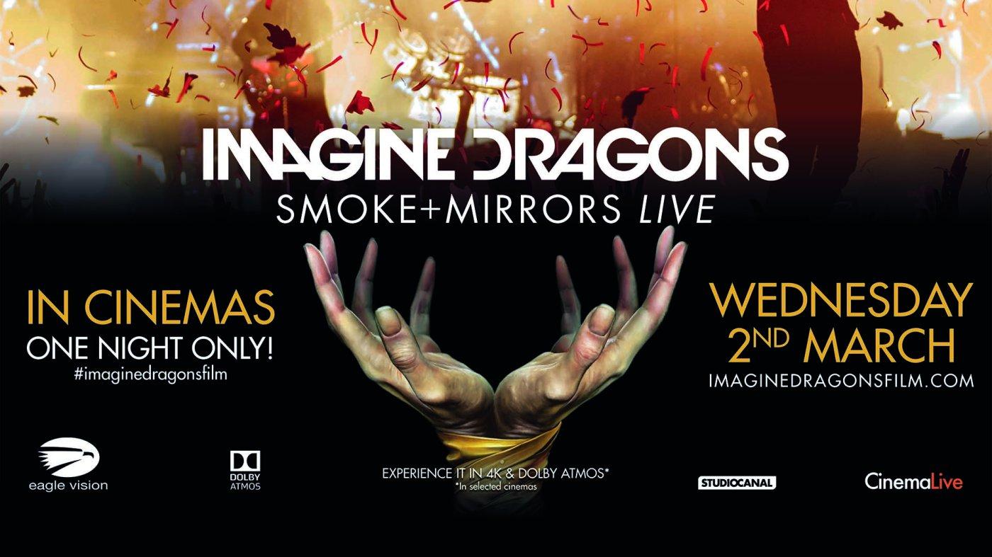 Imagine Dragons: Smoke + Mirrors Tour