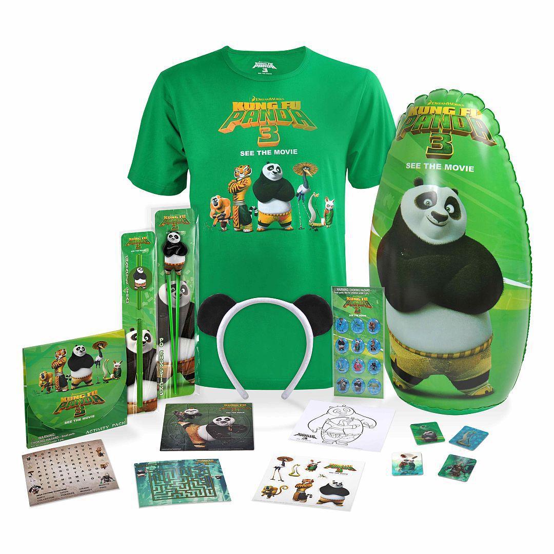 Kung Fu Panda 3 Competition