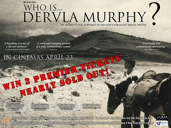 DERVLA MURPHY Competition