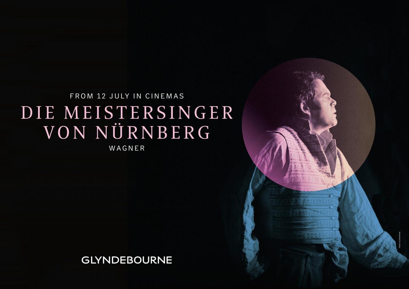 Glynde Cinema Poster Die Meister - Horizontal Poster